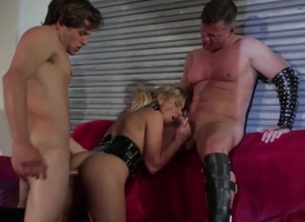 Aubrey Addams gets probed everywhere be in to backdoor