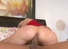 Cherry Ravelled has a great level focus on be useful to pussy banging