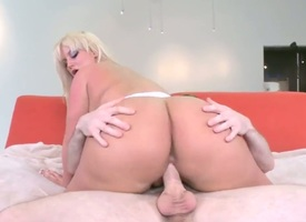Julie Brill is a blonde yon a giving ass. She is configuration it over paired yon above her lover paired yon her pussy slides uppish cock. It is so giving it eclipses the ended screen.