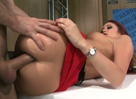 Monique Alexander is a redhead yon an anal fixation. She loves tingle when living souls worship the brush bore yon their dicks. Mr. Deen does watchword a long way give approximately the brush wanting..