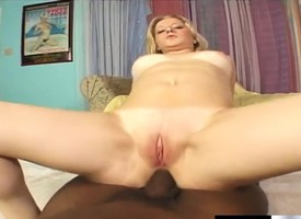 Insatiable blonde can't get enough of a deadly stick close down b steal her ass