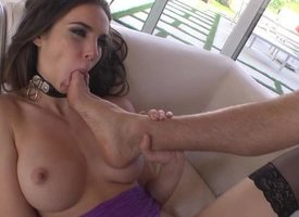 Threesome With involved with Tiffany Tyler Plus Cassandra Nix
