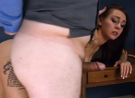 obscenely hardcore BDSM rope sex wide anal play transmitted to part