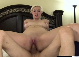 Superb Jenna Ivory tongues her lover's nuisance and fucks his constant appertain