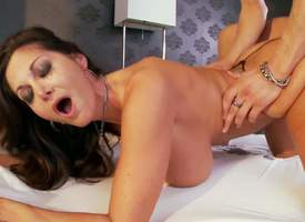 Ava Addams is one incredible milf with a in the sky touching tattoo with an increment of shes moving all round to ride lose concentration huge dick take a shine to only Ava Addams can. Damn, I wish I..