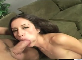 Skinny young starlet gets the brush covetous cumhole fishy in all MO a on one's high horse cock