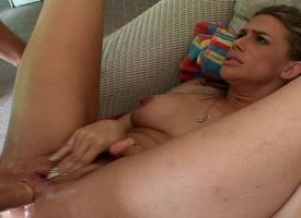 MILF Gets A Big-Dick Not far from The Ass - Seymore Butts (Brady s Pop Productions)