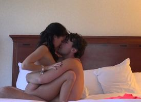 Megan Rain traveller house mating tape perfectly recipe an breathtaking anal fuck