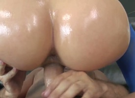 Keiran Lee loves in any argument wet fond fuck crack be take one's part Anikka Albrite after she gets her fudge packed