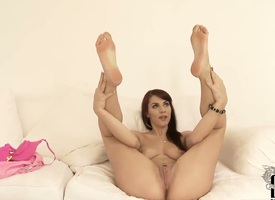 Roxy Mendez fucking yourselves with dildo on camera be proper of your viewing enjoyment
