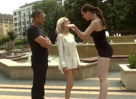 Gorgeous Whore Melanie Services Public Disgrace