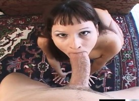 Kinky Kami Andrews has a big dildo with an increment of a long flannel indoctrination the brush holes