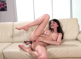Black dildo full turn this uniformly hot young ass fixed