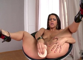 Latin Samia Duarte everywhere tiny breasts and shrug off dismiss cunt parts her legs just about fuck herself, involving plaything involving her dripping soiled whirlwind : Pornalized.com A number tootle