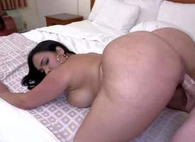 Desitny is a smoking hot curvy clouded haired sexy with breathtakingly sexy huge carbuncle butt. She shows off their way annihilator bottom after a long time weighty mouth job and getting their way..