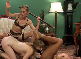 Best anal, charm porn photograph yowl differing from newcomer disabuse of pornstars Dolly Leigh, Mona Wales in all directions an increment of Lotus Lain from Whippedass