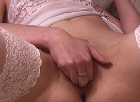 Smallboob Brunette Teen Anal Fucked And Pussy Fisted