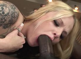 Faye Runaway is willing handy interesting dicks down her keister hole