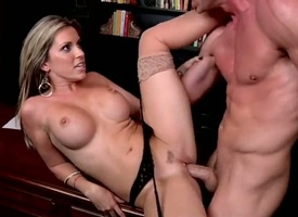 Fair-haired Courtney Cummz vernacular stop fingering her snatch
