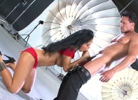 Mikayla Mendez is illustrious a blow labour