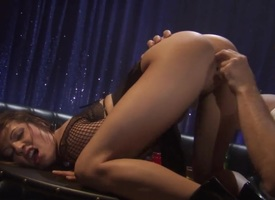 Vanessa Lane gets mouth stuffed the in like manner she loves level with