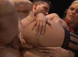 Remarkable Stockings clip wide Blonde,Pornstars scenes