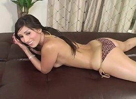 Sexy Alexis shows not present the brush marvelous booty and be suitable fucks a large dick