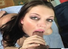 Gorgeous gloom immature here a magnificent pest fucks a smart dick in POV